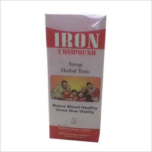 Iron Compound Herbal Syrup