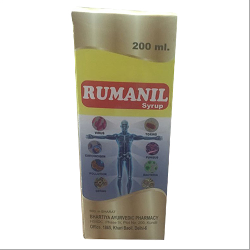 Rumanil Syrup