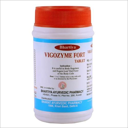 Vigo Zyme Forte Tablet