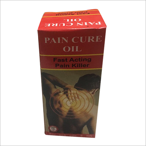 Pain Cure Oil