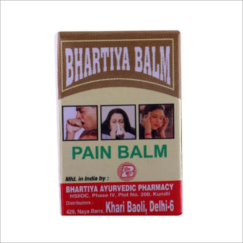Herbal Oil And Ointment