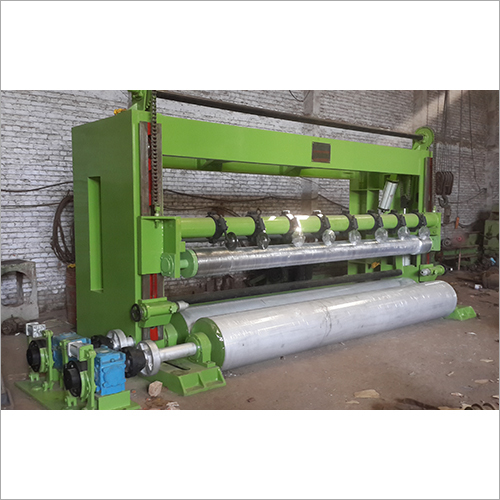 Paper Mill Rewinder Machine