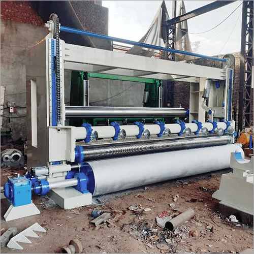 Automatic Paper Mill Rewinder Machine