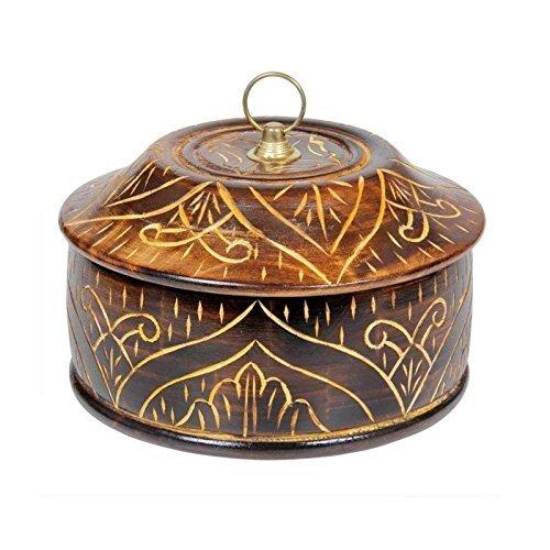 Wooden Caserole