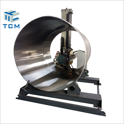 Tank Shell Mirror Surface Automatic Buffing Machine