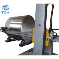Automatic Stainless Steel Tank Polishing Machine