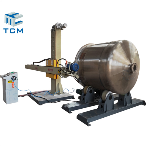 Steel Tank Automatic Polishing Machine