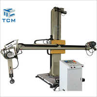 Steel Tank Automatic Grinding Machine