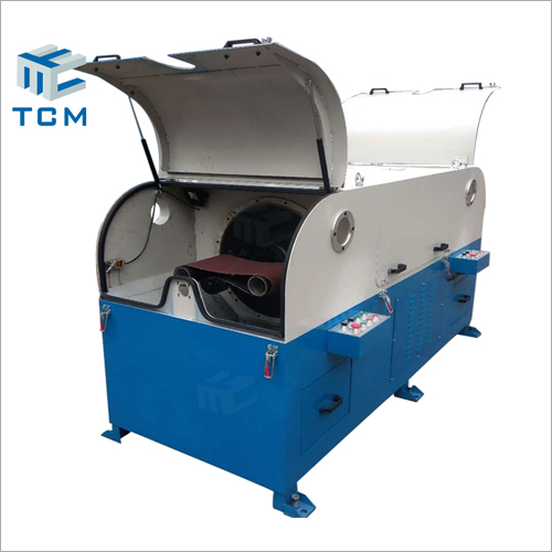Steel Wire Rod Automatic Polishing Machine
