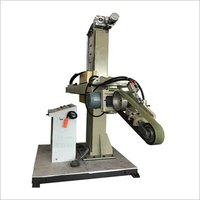 Tank Shell Welded Seam Polishing Machine
