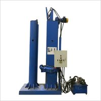 Steel Tank Longitudinal Welded Seam Flatten Machine