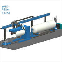 Steel Tank Cylinder Welding Machine