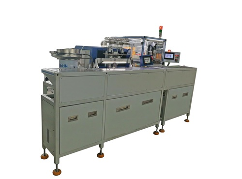 Automatic DR CORE Winding and Soldering Machine
