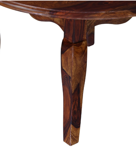 Solid wood Center coffee table RoundWell