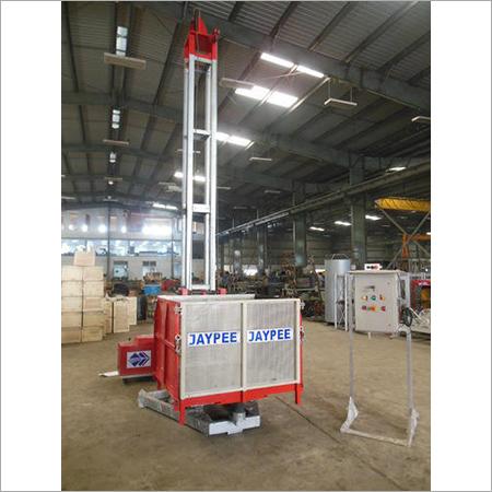 Multi Function Tower Hoist