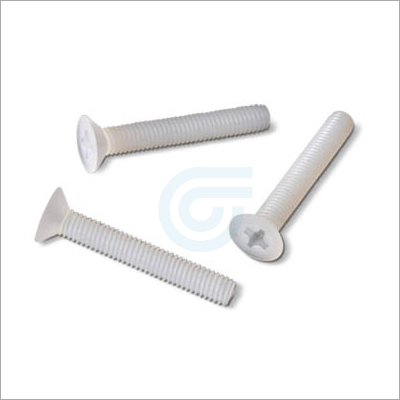 Flat Head Phillips Slotted Screws