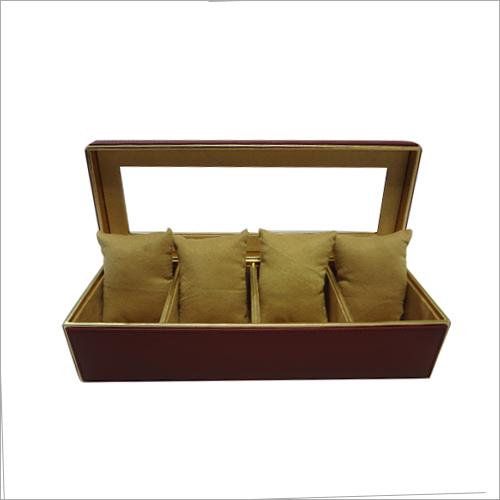 4 Slot Watch Box