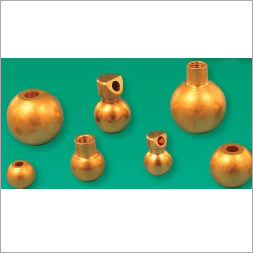 CNC Brass Ball