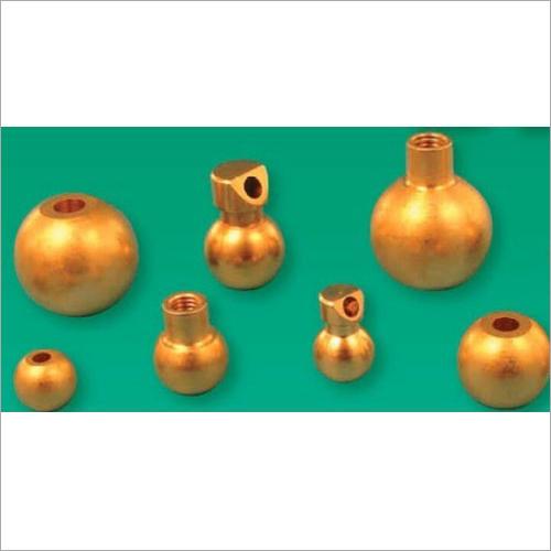 CNC Brass Ball