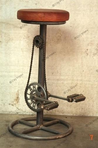 Pedal Bar Stool