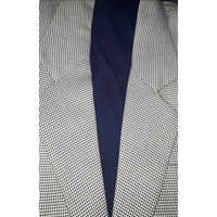 Cut Pocket Serge Cloth Blazer
