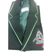 Out Side Pocket School Blazer