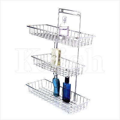 Wall Mount 3 Tier Rack