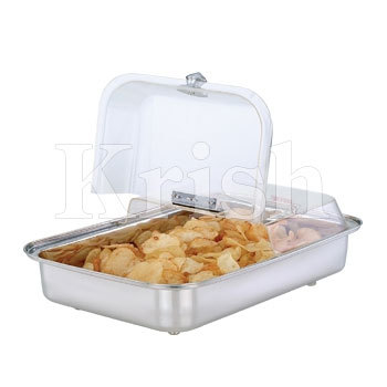 S S Rectangular Tray