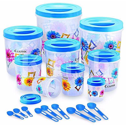 Kitchen Storage Plastic Container
