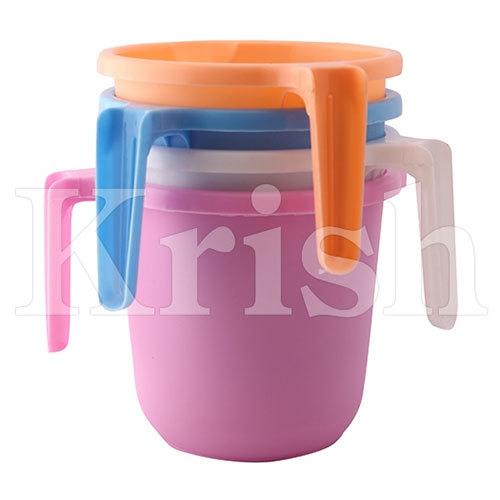 Bathing Plastic Mugs