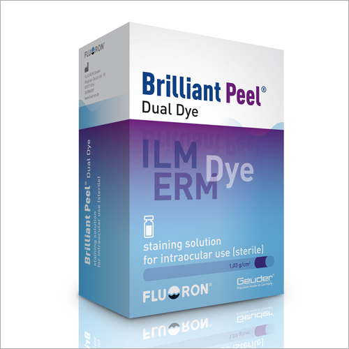 Brilliant Peel Dual Dye Solution
