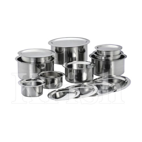 SS Cooking Pan Sets