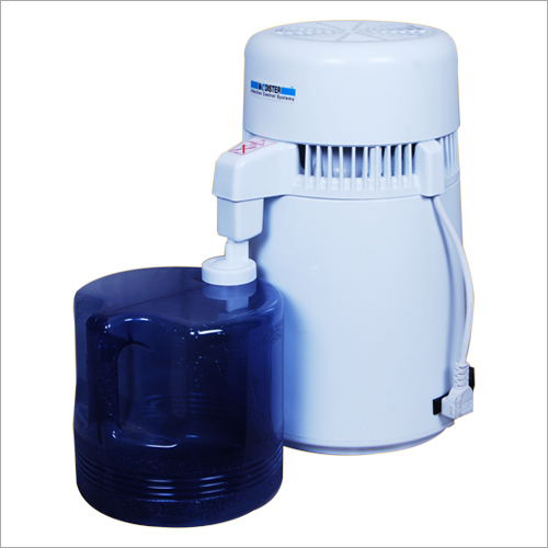Portable Distill Water Plant