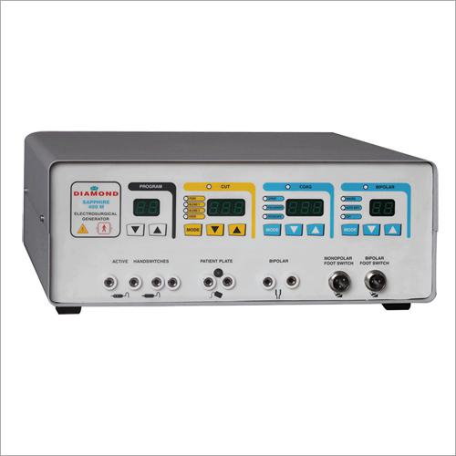 Digital Programmable Electrosurgical Generator