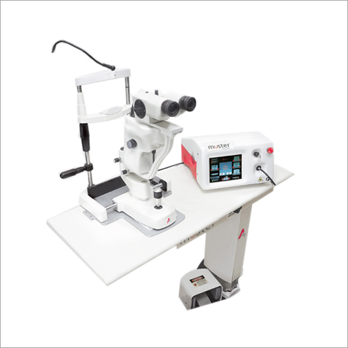 Pattern Scan Laser Photocoagulator