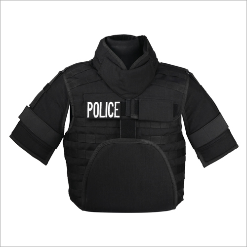 Police Rescuer Vest