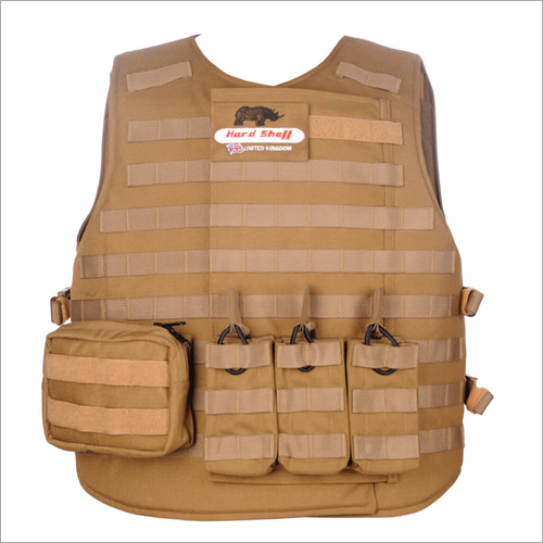 Front Opening Molle Protector Molle