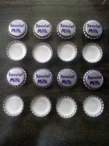 Flavored Milk Crown Cap