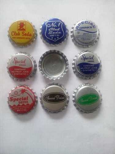 soft drink crown cap