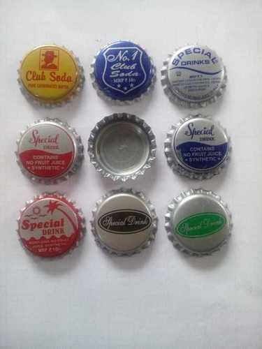soft drink crown cap