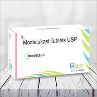 Montecen 5-montelukast Tablets Usp