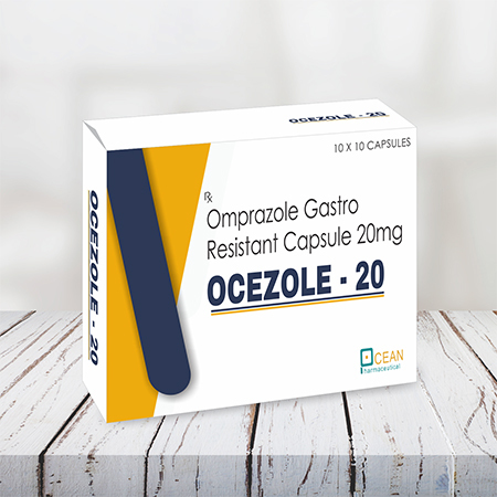 OCEZOLE 20
