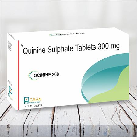 OCININE 300-QUININE SULPHATE TABLETS 300MG