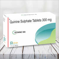 OCININE 300-QUININE SULPHATE TABLETS 300MG