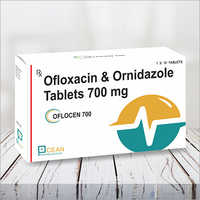 Oflocen 700-ofloxacine & Ornidazole Tablets 700mg
