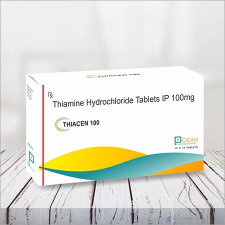 Thiacen 100-thiamine Hydrochloride Tablets Ip 100mg