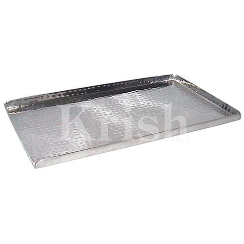 SS Rectangular Bar Tray
