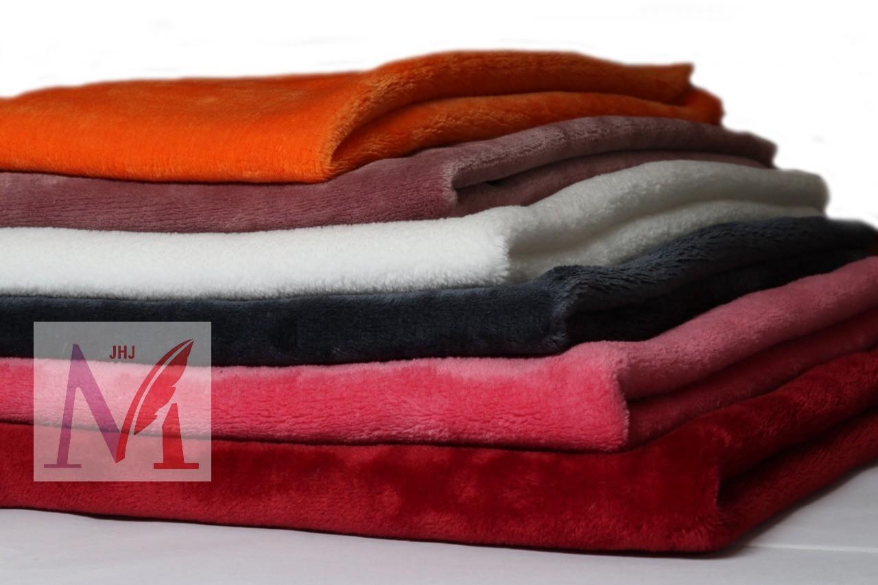 Coral Fleece Double Side fabric