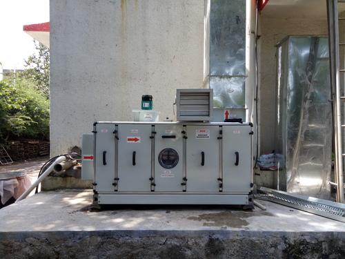 AHU Inbuilt Desiccant Dehumidifier