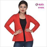 016SL COTTON SHRUG
